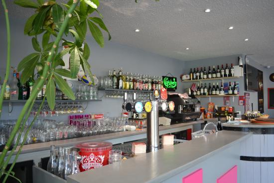 Charnay-les-Macon, Frankrike: Espace Bar