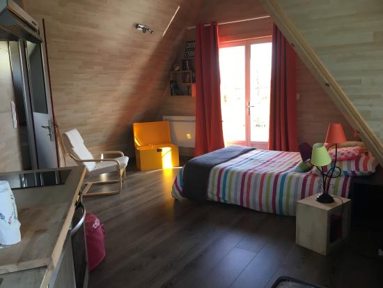 Aire-sur-la-Lys, França: Lodges de Malbrough