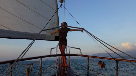 Laem Set, Tailandia: Naga Cruise