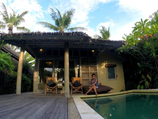 villa superior picture of les villas ottalia gili trawangan rh tripadvisor co uk