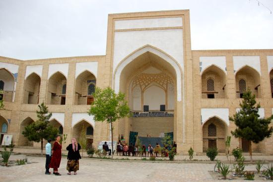 Kukeltash Madrasah: Madrasa