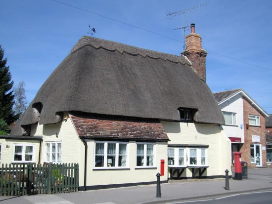 The Annexe: Cymbeline in the centre of the village