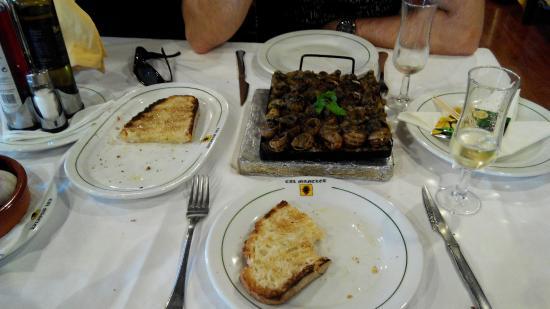 restaurante Cal Manelet