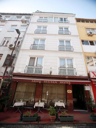 Arife Sultan Hotel: Giriş