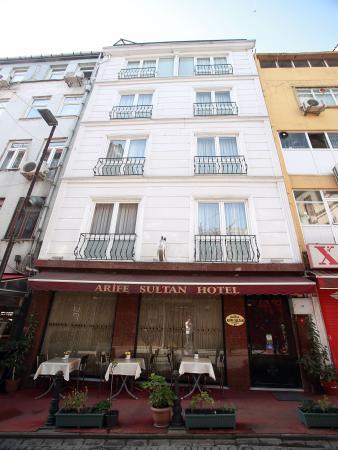 Arife Sultan Hotel: Dış Görünüm
