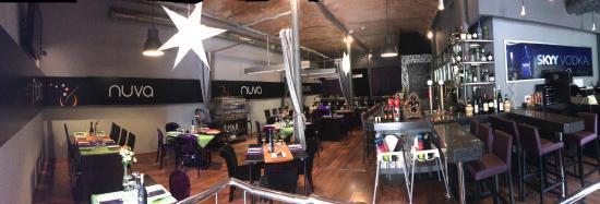 Nuva Restaurant i Cocteleria