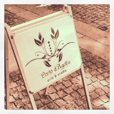 Porto d'Agulha - arts & crafts: Porto D'Agulha