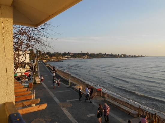 Sunprime Dogan Side Beach: View from sea view room