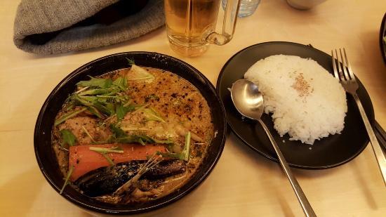 Soup Curry Niseko