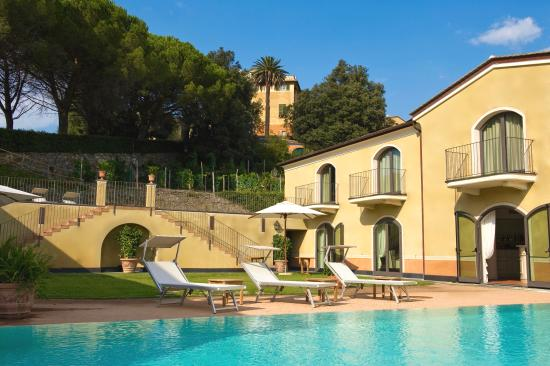 Hotel Villa Agnese: Eco-Green hotel that uses geothermal energy for heating and air-conditioning