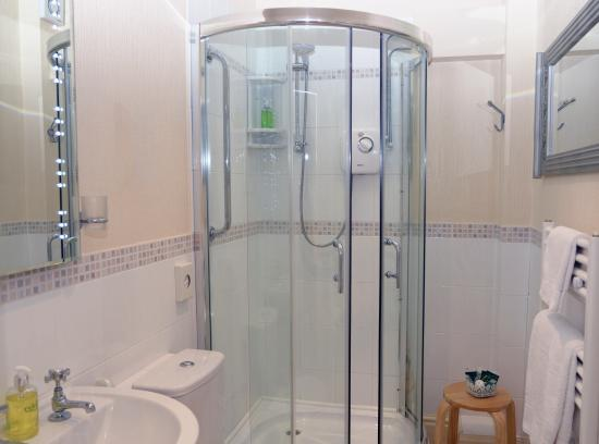 Alice Court Guest House : Shower Room