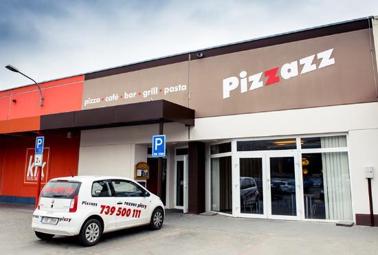 Pizzeria Pizzazz
