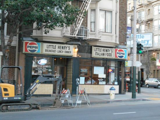 nice corner location picture of little henry s san francisco rh tripadvisor com