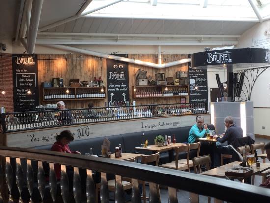 Bristol Airport Restaurant Menu