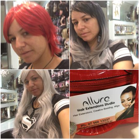1446685d760 Allure Hair Extension Studio - Picture of Australia Fair Shopping ...