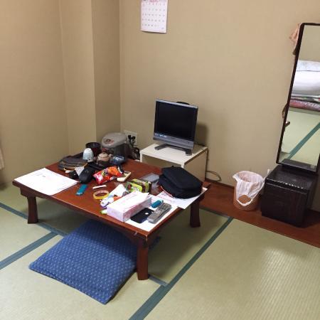 Kakiya Ryokan  Shinkan : Japanese style room 6 mat tatami room