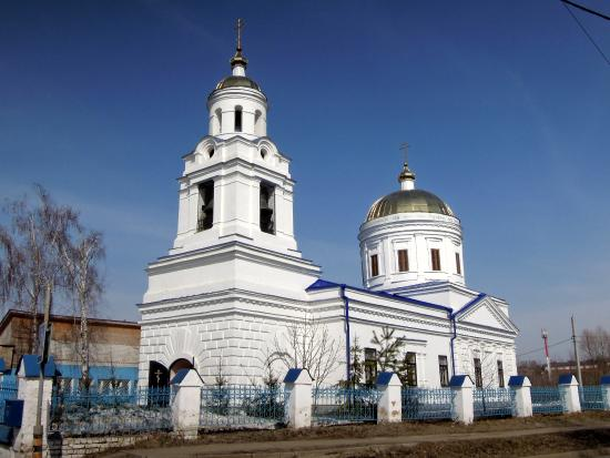 Parish Church of Mother of God of Kazan