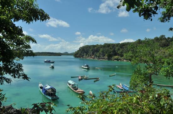 Rote Island, Indonesien: gerbang menuju mulut mulut seribu