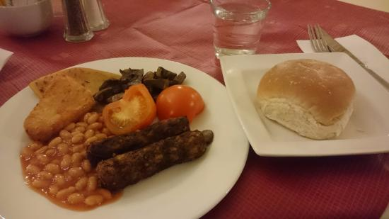 Royal Highland Hotel Vegan Friendly Fry Up