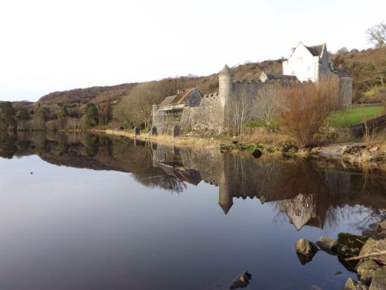 Leitrim, Irlanda: Parke's Castle