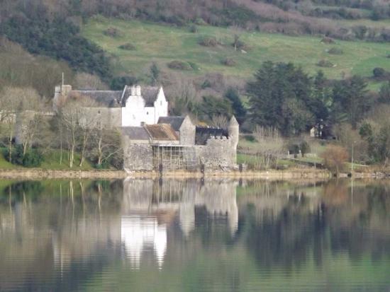 Leitrim, Irland: Parke's Castle