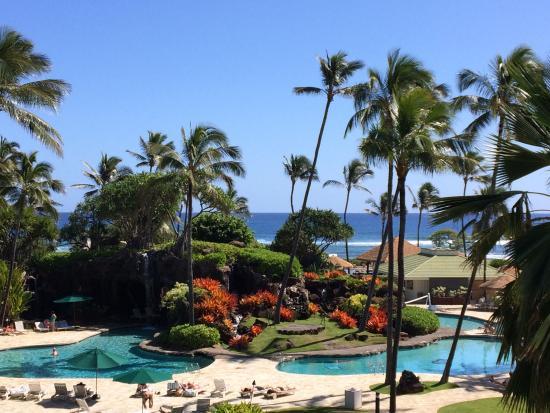 Kauai Beach Resort Buffet