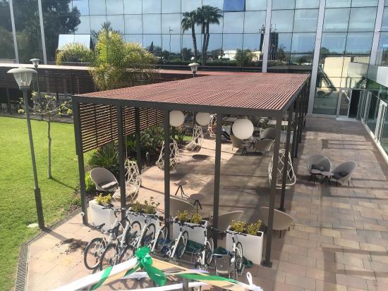 Exterieurs Et Salle De Sport Picture Of Hotel Sb Bcn Events