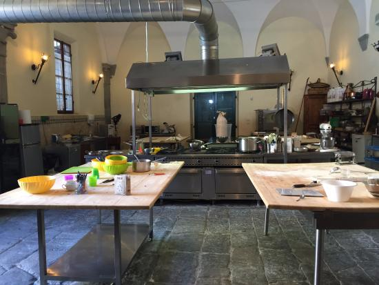 The cooking class kitchen - Picture of Good Tastes of Tuscany - Day ...