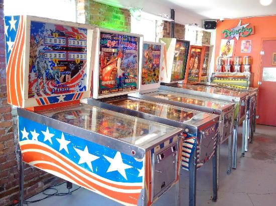 MacFly Bar Arcade
