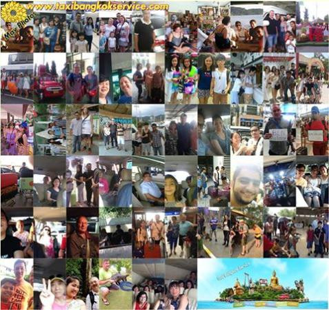 Wonderful and Happiness Trip with TaxiBangkokservice