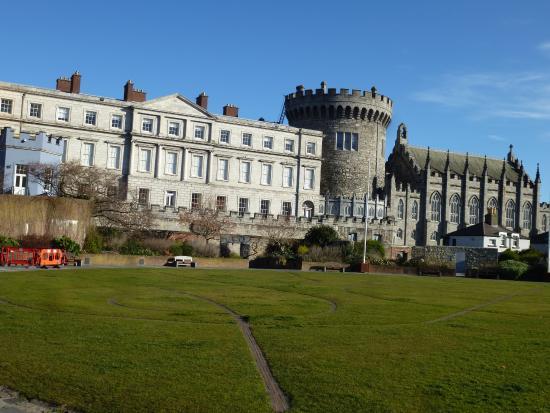 castle park foto de dublin castle dublin tripadvisor