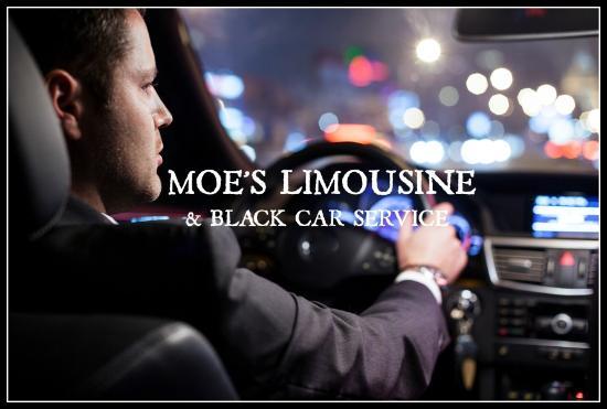 North Providence, RI: Moe's Limousine & Black Car Service