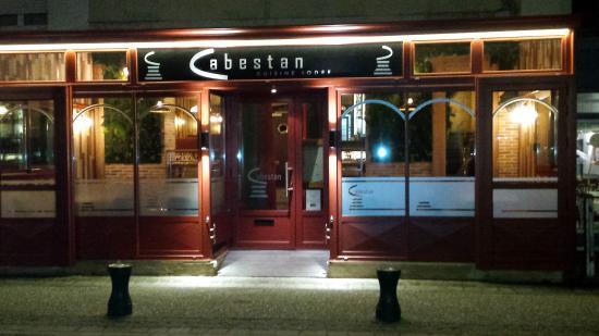 Cabestan: de nuit