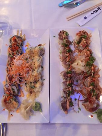 Oudom Thai & Sushi Restaurant