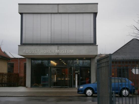 Center Hotel Zwickau Mosel: Horch.Museum Zwickau