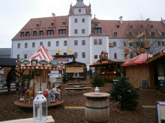 Center Hotel Zwickau Mosel: Schloss Zwickau
