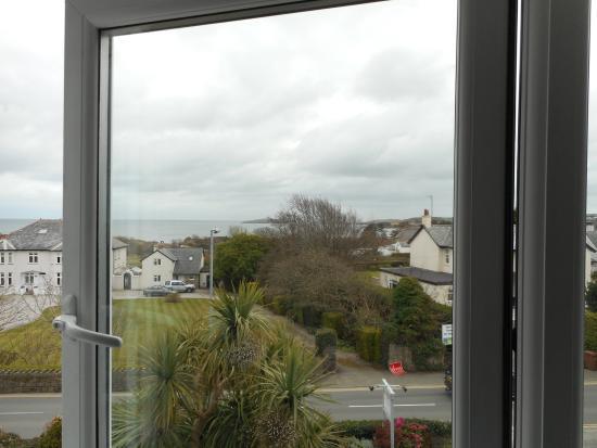 The Egryn, Abersoch: sea view room 6