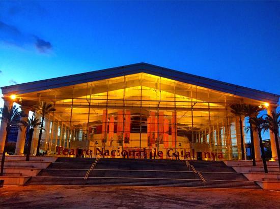 Teatre nacional de catalunya tnc picture of teatre for Teatre nacional de catalunya