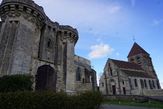Chateau de Berzy-le-Sec