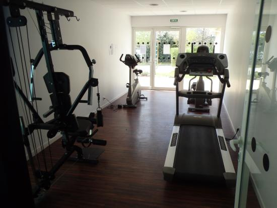 Hourtin, Francia: Salle de fitness