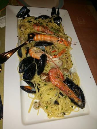 Paella - Foto di Lacquacheta Ristorante, Bagno a Ripoli - TripAdvisor