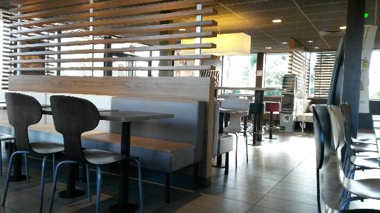 Blanquefort, Prancis: McDonald's