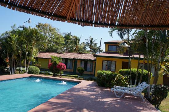 Hotel Villa Dolce: Nice pool area