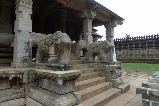 Karkala, Indien: Enterance