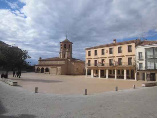 Almazan, Spania: de visita turística