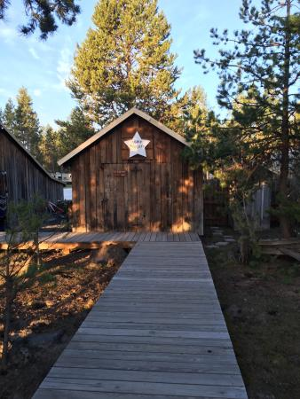 Bend-Sunriver RV Campground