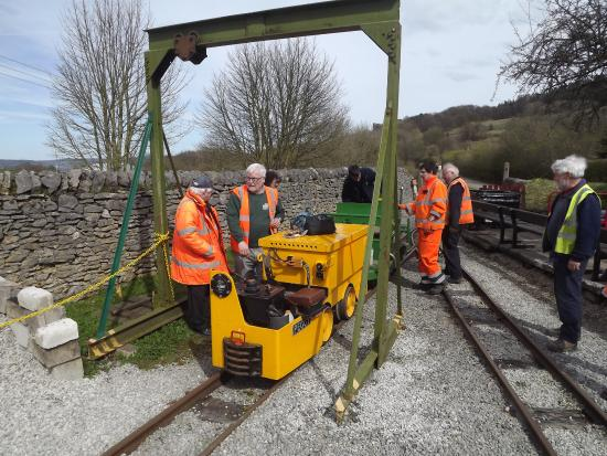 Matlock, UK: End of the Line