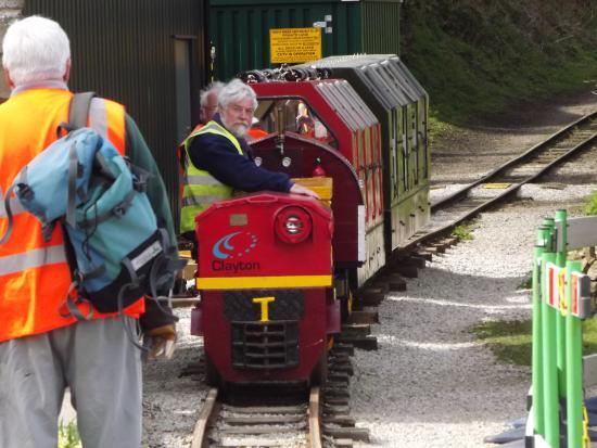 Matlock, UK: Passenger Train