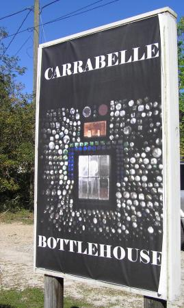 ‪Carrabelle Bottle House‬