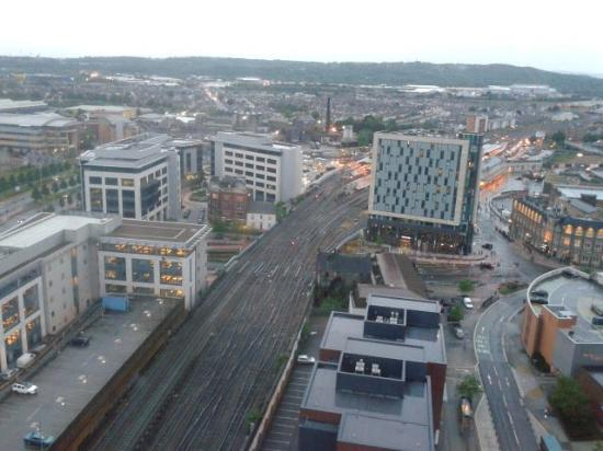 view from suite 20th floor picture of radisson blu hotel rh tripadvisor com